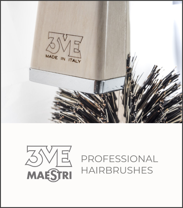 3ME Professional Hair Brushes