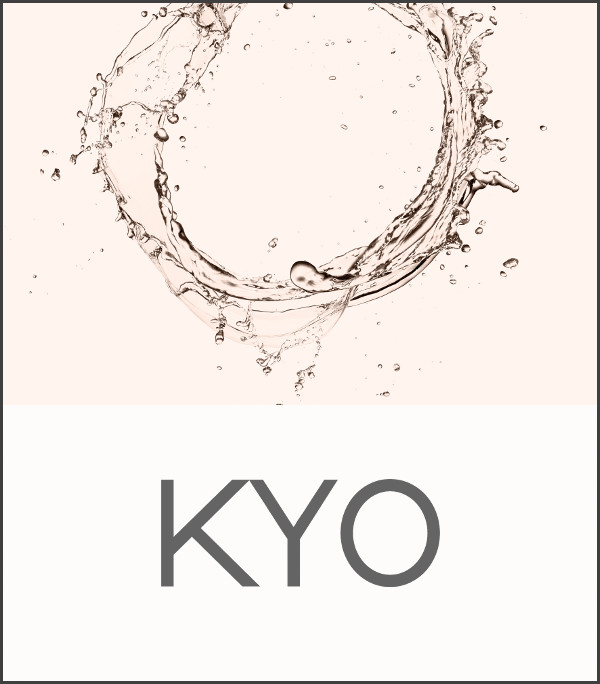 KYO - THE new ERA for COLOR and HAIRCARE